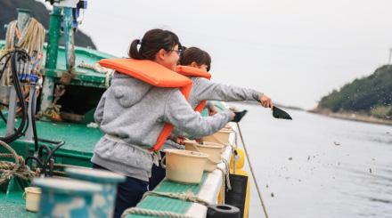 漁業見学&体験ツアー